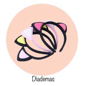 Diademas de gato